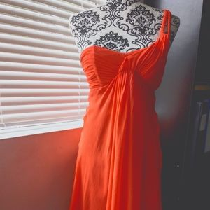 Gorgeous silk Marciano dress- EUC- XS